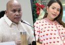 Senator Dela Rosa and MOR DJ ChaCha